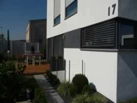 Neubau Einfamilienhaus mit Garage