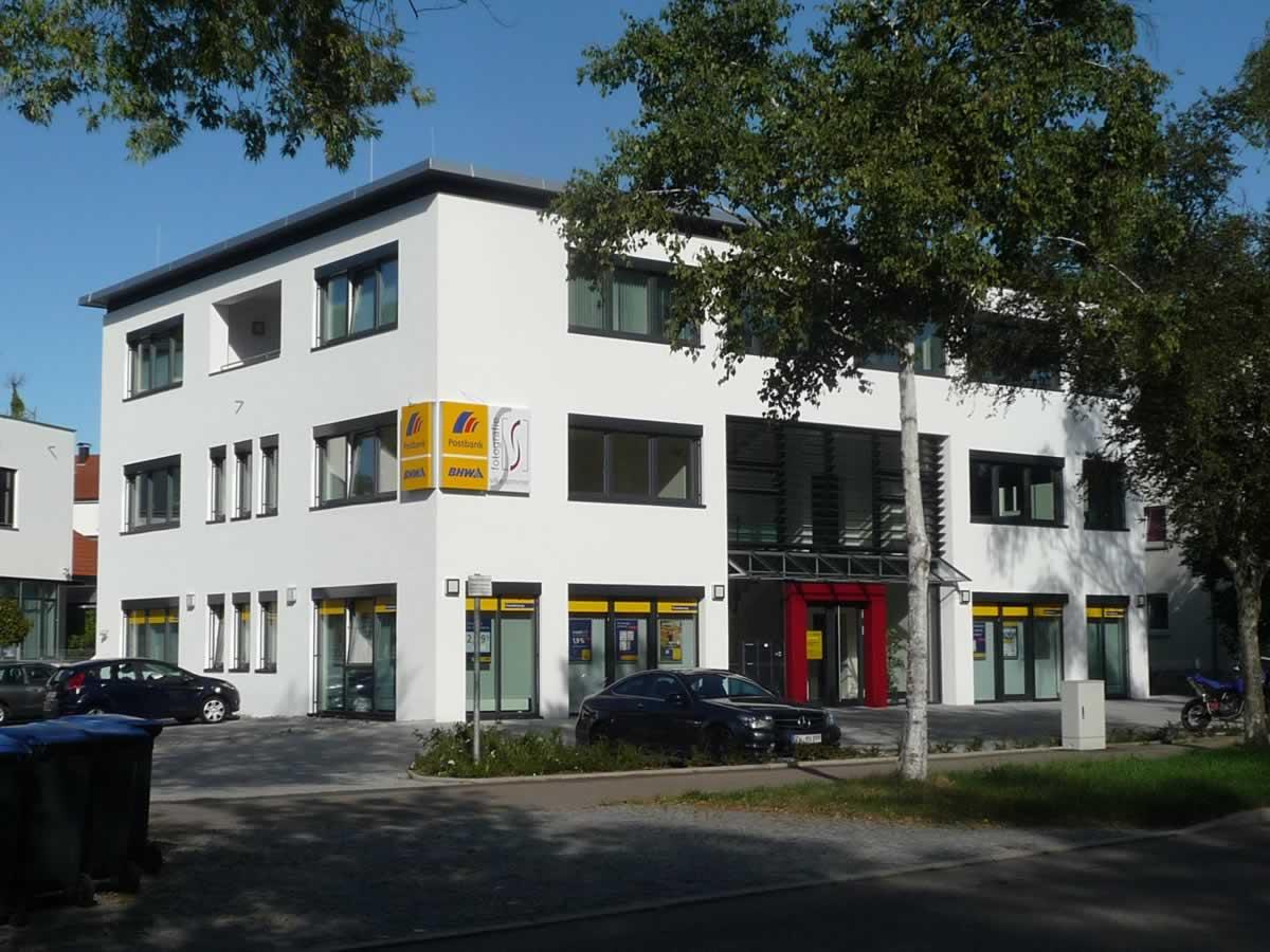Verwaltungsgebäude Bild 3