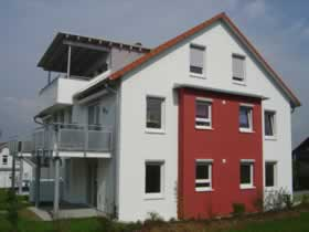 Neubau Mehrfamilienhaus mit Tiefgarage - Bild 1