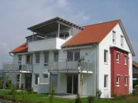Neubau Mehrfamilienhaus mit Tiefgarage - Bild 2