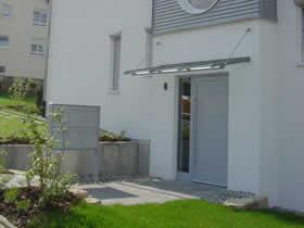 Neubau Mehrfamilienhaus mit Tiefgarage - Bild 3