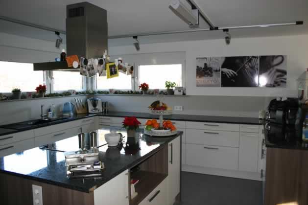 Küche nach Sanierung