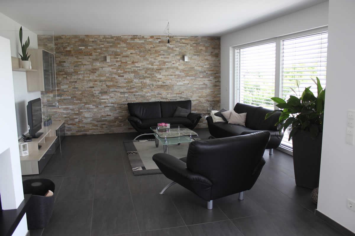 Neubau eines Einfamilienhauses mit Doppelgarage - Bild2