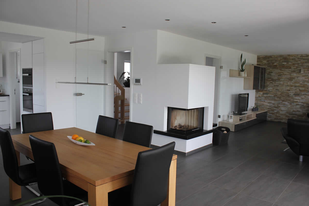 Neubau eines Einfamilienhauses mit Doppelgarage - Bild3