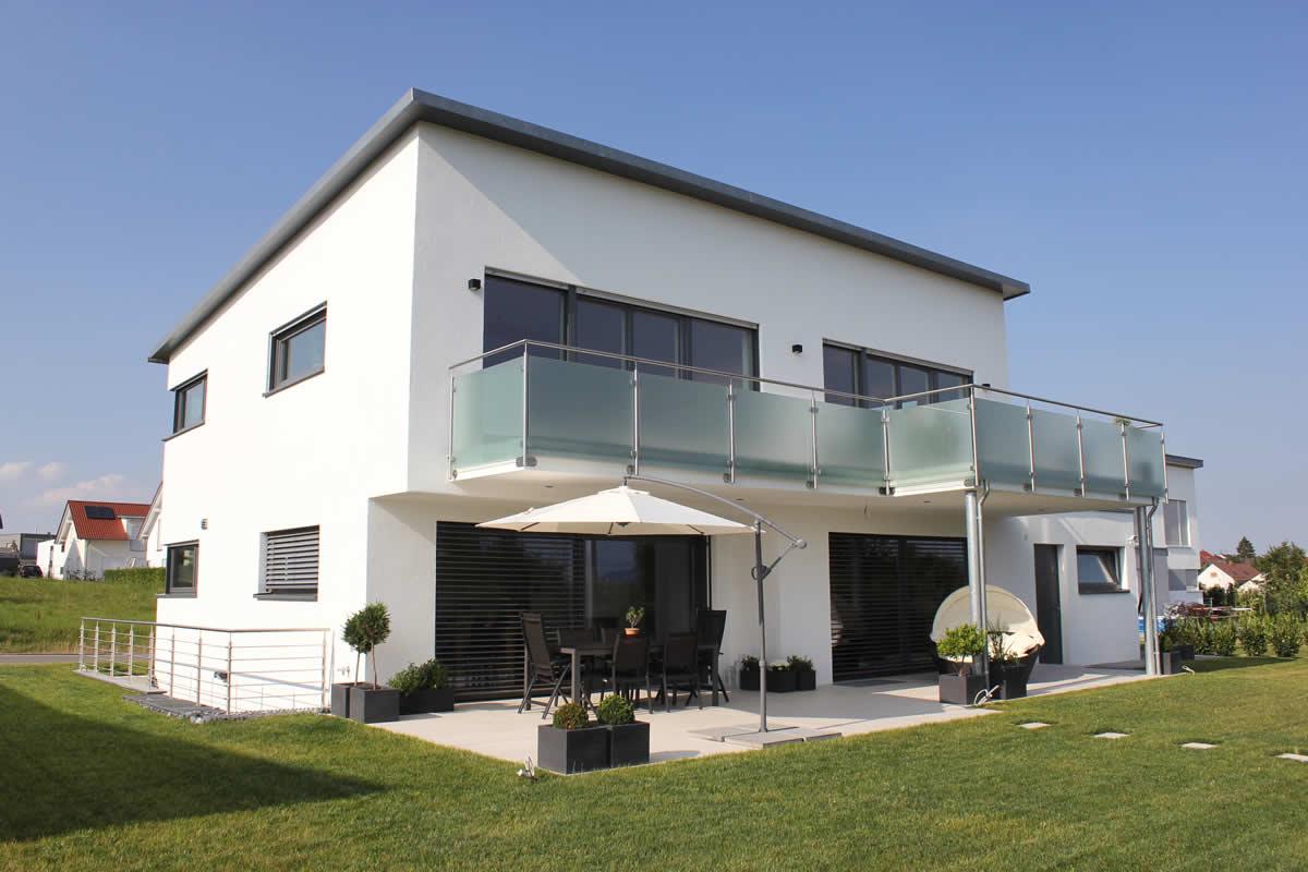 Neubau eines Einfamilienhauses mit Doppelgarage - Bild5
