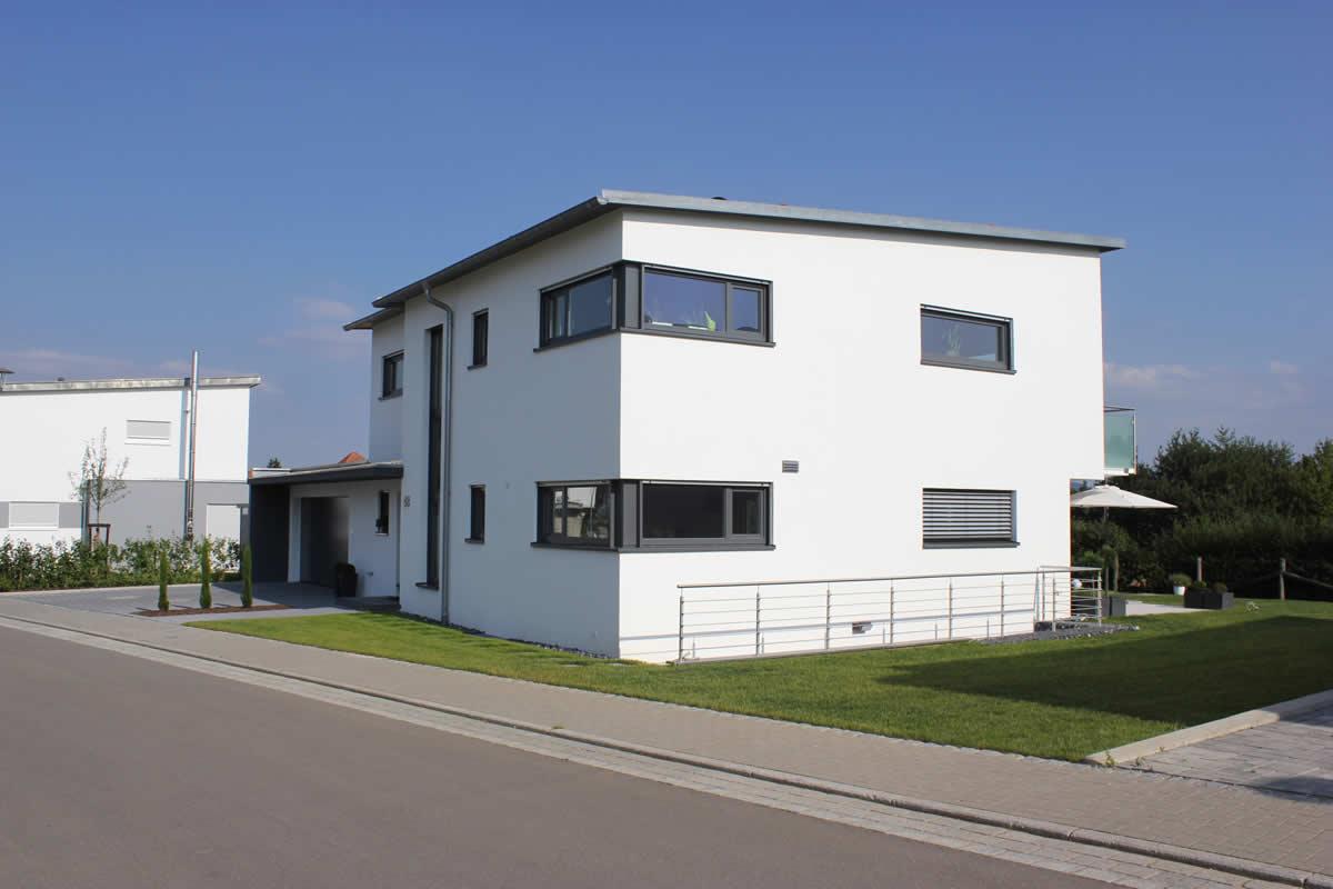 Neubau eines Einfamilienhauses mit Doppelgarage - Bild6