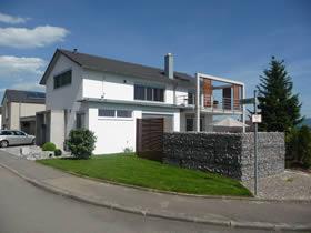 Neubau Einfamilienhaus mit Garage - Bild1