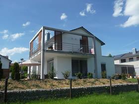 Neubau Einfamilienhaus mit Garage - Bild2